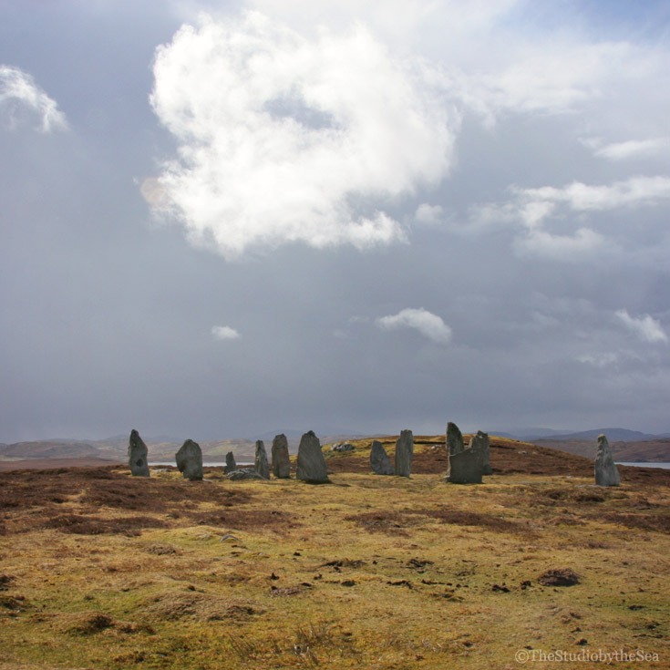 Callanish II Stone Circle