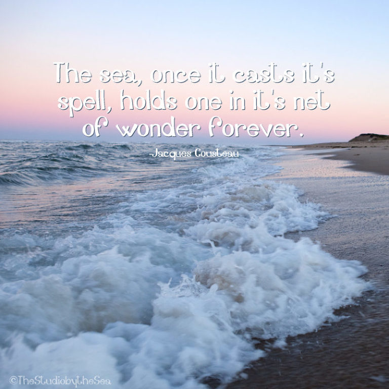 Quotes About Ocean: 7 Quotes About The Sea » Cape Cod Portraits By The Studio