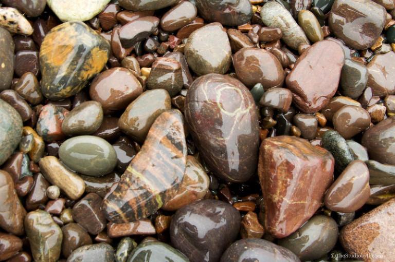 Jasper Beach Rocks 2